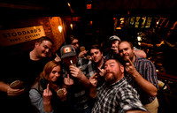 2016-11-30 Billy's Going Away Party - Stoddard's